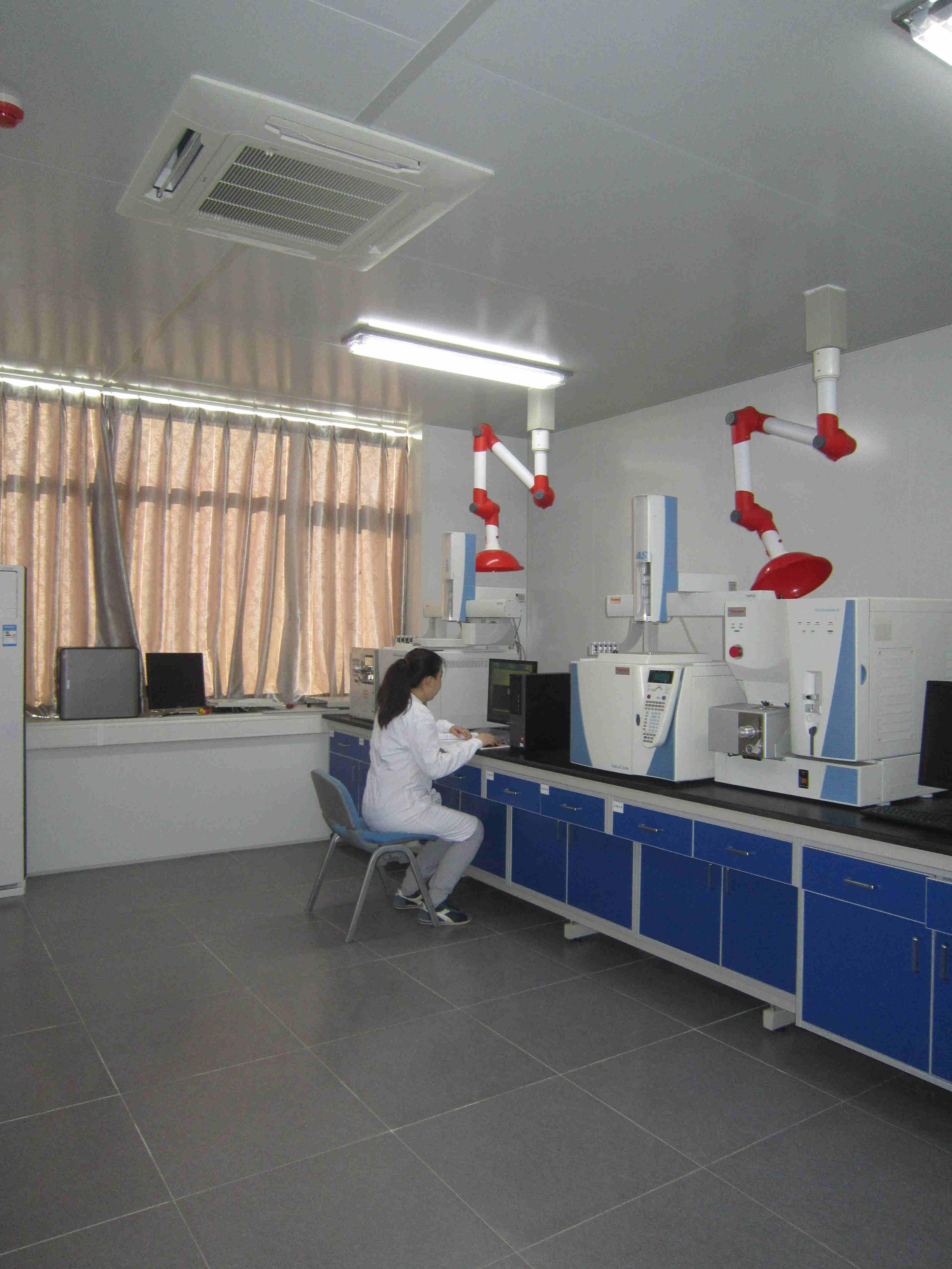 废气检测实验室