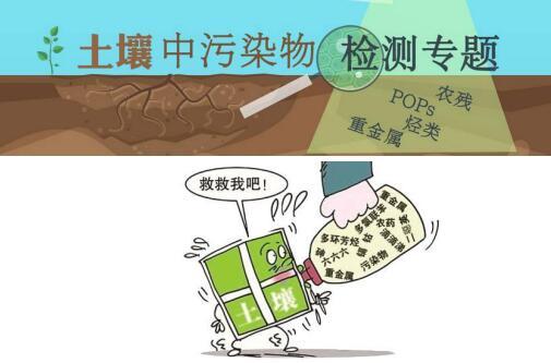 土壤检测常规检测项目大全